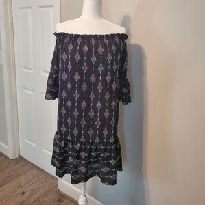 NWOT Off the Shoulder Dress